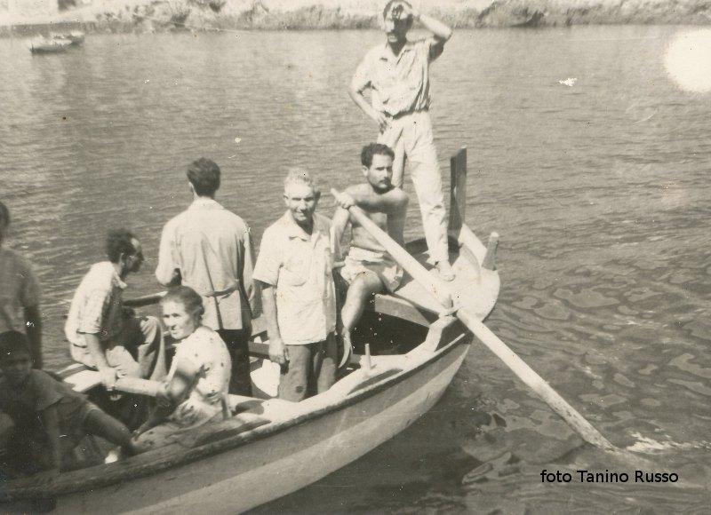 """Ustica,  una gita in barca con """"u vuzzareddu"""" di Tuturi"""