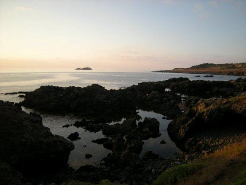 Ustica - calette zona Spalmatore