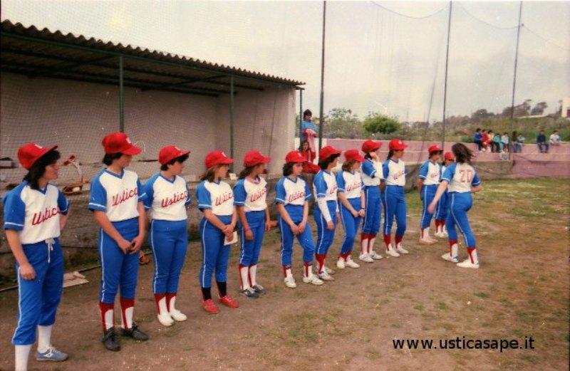 squadra di Softball