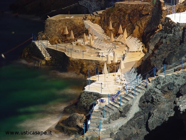 Ustica, Hotel Grotta Azzurra- solo ricordi!...