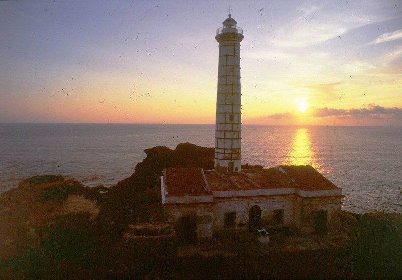 Faro Punta Cavazzi 1995