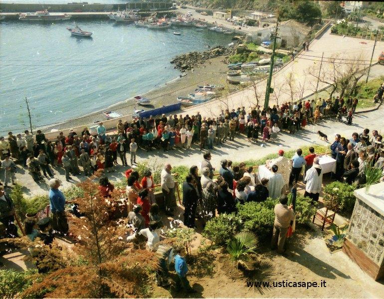Ustica, festa Madonna dei pescatori molto partecipata