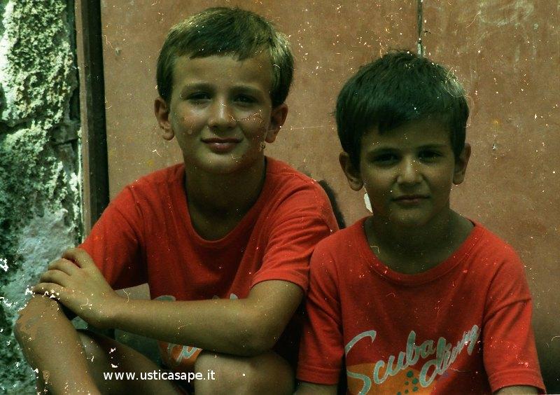 Due bravi ragazzi che sognavano di diventare Scuba Diving