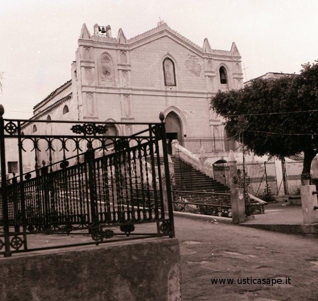 Ustica, chiesa
