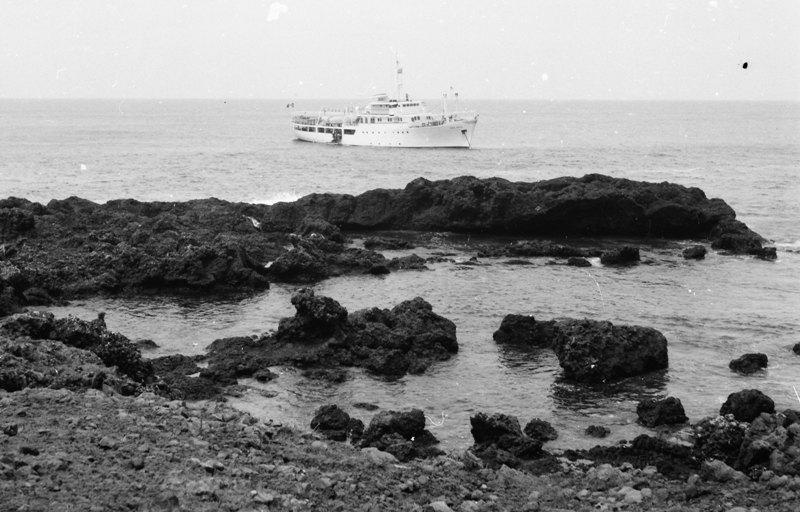 Ustica, sbarco passeggeri alternativo allo Spalmatore