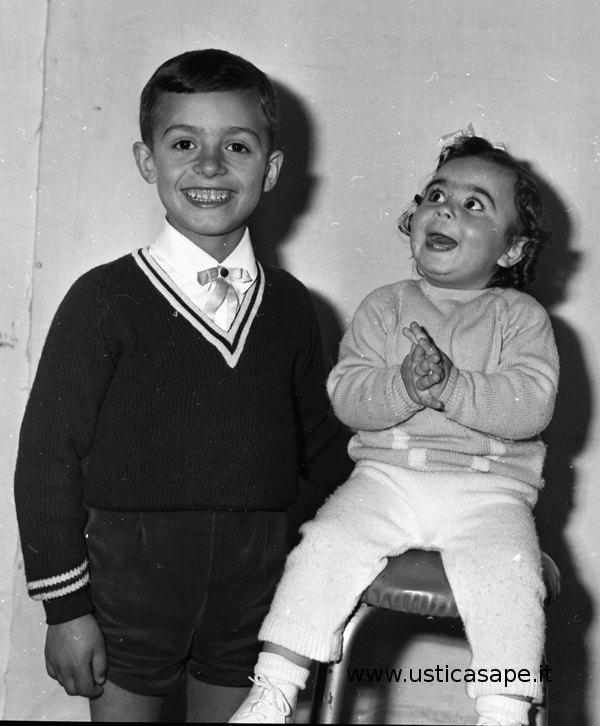 Ustica, Bambini molto contenti