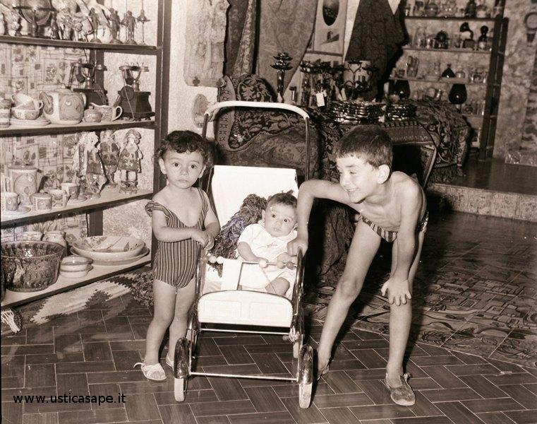 foto bambini - luglio 1969