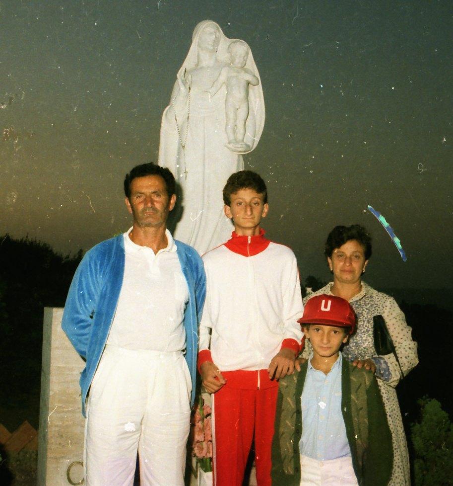 Famiglia Arnò Michele - foto ricordo