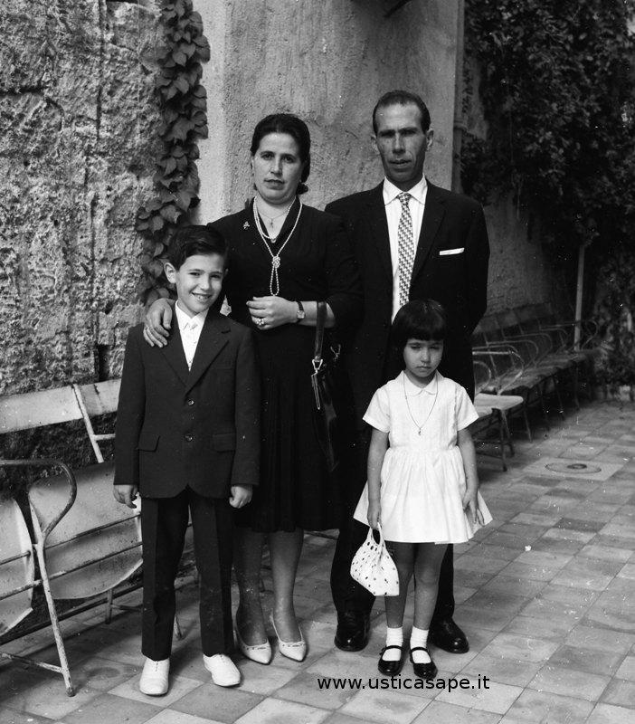 Ustica, famiglia, Tranchina